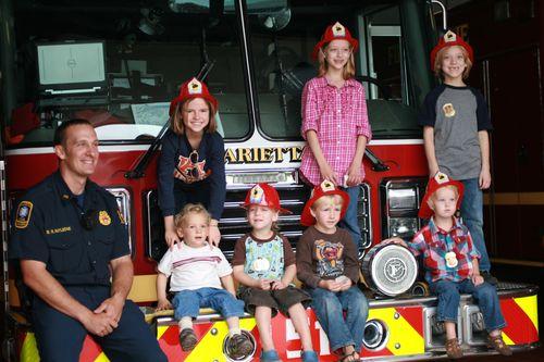 October 2011, fire station, pumpkins 050